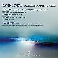 David Deveau Plays Beethoven & Mozart