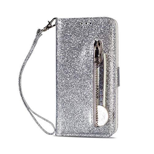 Phone Case - Carcasa para Samsung Galaxy S10 S10E S10 5G S20 Ultra Card Wallet Funda de piel sintética para S10