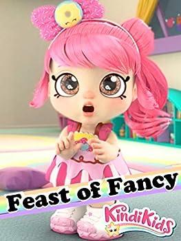 Kindi Kids Cartoon Episode 2 - Feast of Fancy