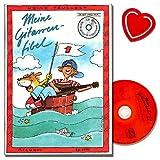 Meine Gitarrenfibel Band 1 mit CD von Heinz Teuchert (Gitarren Schule) - neues, erweitertes Lehrerheft mit Hinweisen und Begleitstimmen - mit Notenklammer - SY2990 9783938809891