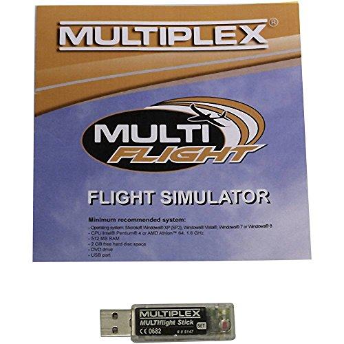 Multiplex MULTIflight Modellbau Flugsimulator mit Interface