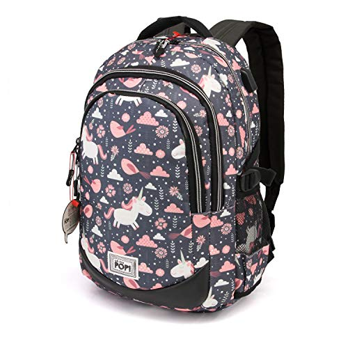 Oh My Pop! Oh My Pop! Fantasy-Running HS Rucksack Mochila Tipo Casual 44 Centimeters 21 Multicolor (Multicolour)