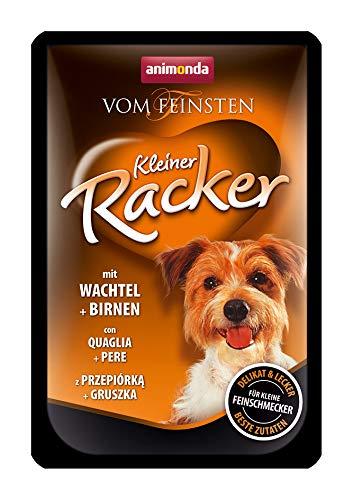 animonda   Kleine racker Wachtel & incluida, 16x 85g