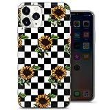Coque design pour iPhone 11 Pro Motif taxi carrés D006 - Design 3