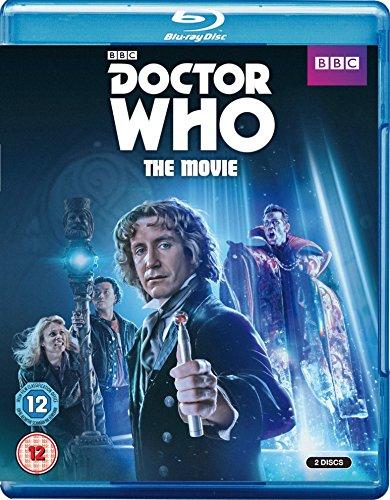 Doctor Who: The Movie (2 Blu-Ray) [Edizione: Regno Unito] [Edizione: Regno Unito]