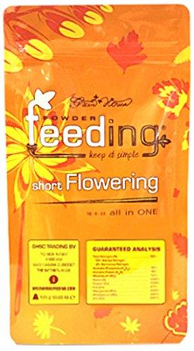 Green House - Powder Feeding SHORT Flowering 125gr - Green House