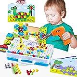 Paochocky Puzzles 3D Montessori Juguetes Bloques Construccion...