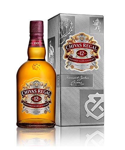 Whisky marca Chivas Regal