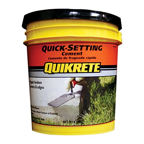 Quick Setting Cement 20#