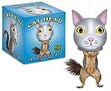Archie McPhee Cat Head Squirrel Feeder
