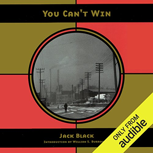 You Can't Win audiobook cover art