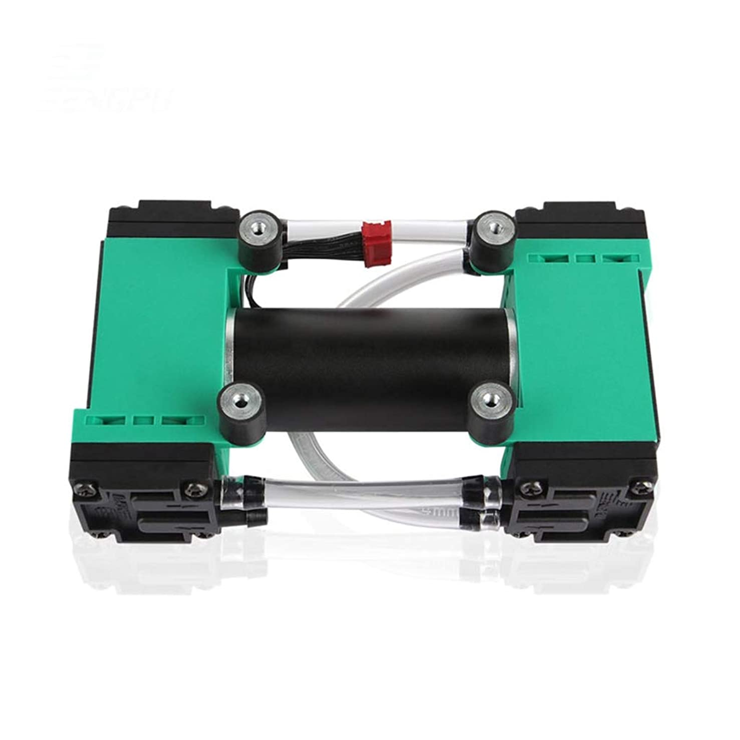 廃止禁じるバンク12Vミニチュア真空ポンプ-98KPa高真空ポンプ24V小型ダイヤフラムエアポンプ可変速無給油産業医療研究所などに最適