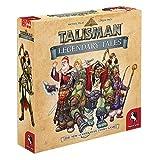 Pegasus Spiele 56100E Talisman Legendary Tales - Juego de Mesa (Contenido en alemán)