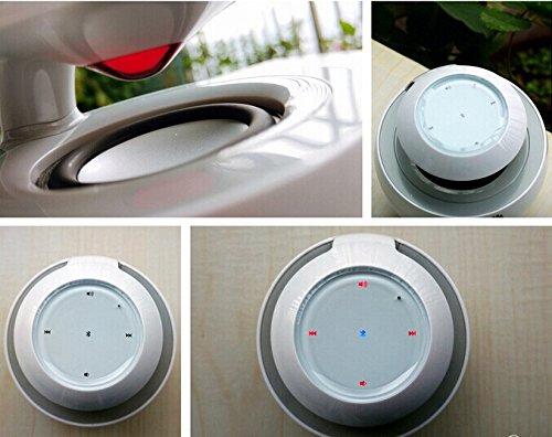Original tragbare Mini Huawei Bluetooth Lautsprecher AM08 Stereolautsprecher-Touch-Lautsprecher mit Mikrofon Weiß - 6