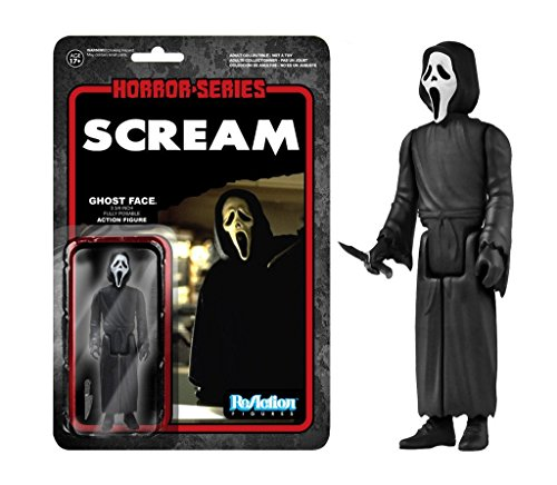 Funko Horror Classics Ghostface ReAction Figure