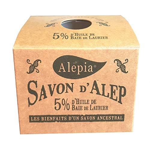 Alepia Savon d'Alep Authentique 5%