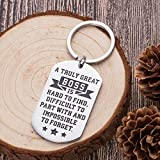 Boss Keychain Appreciation Gifts for Mentor Leader Coworker Leaving Going Away Gifts Supervisor...