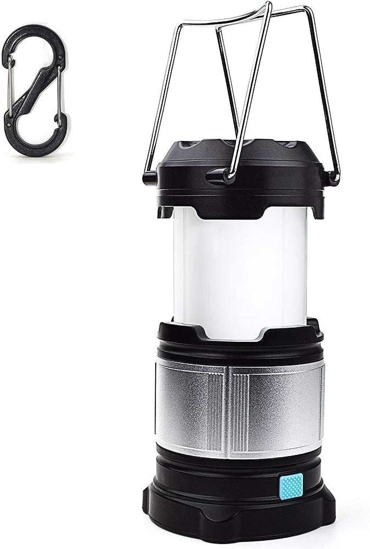 Unbekannt Multifunktions-Zeltlicht USB wiederaufladbar Auto Lichter Notfallbeleuchtung Zelte Camping Lampe Outdoor Ausrüstung Schwimmbett