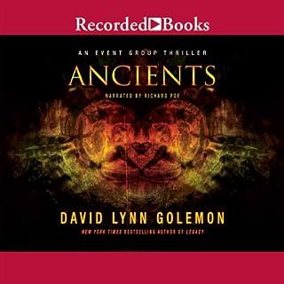 Ancients audiobook cover art