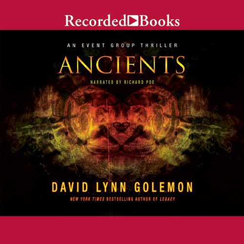 Ancients audiobook cover art
