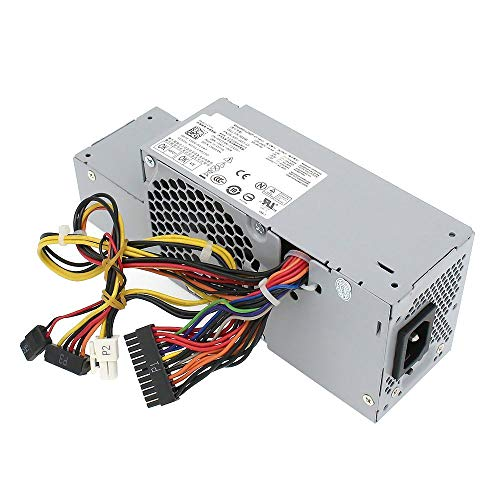 S-Union FR610 WU136 PW116 67T67 RM112 R224M 235W Power Supply Compatible for Dell Optiplex 580 760 780 960 980 SFF Systems, Model Numbers H235P-00 L235P-01 L235P-00 H235E-00 F235E-00 L235ES-00