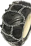 TireChain.com Duo Grip Tractor tire Chains 23x10.50-12 Lawn Tractor and Garden Tractor