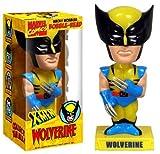 Marvel Wackelkopf-Figur X-Men Wolverine 18 cm