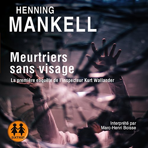 Meurtriers sans visage audiobook cover art
