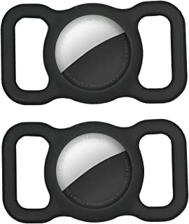 SWINCHO Air Tag Case Compatible with Apple Airtag 2 Pack,...