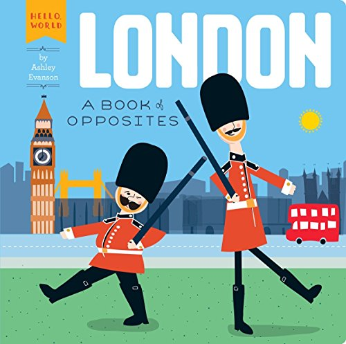 Top london kids book for 2020