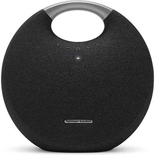 Harman Kardon Onyx Studio 6 Tragbarer Bluetooth-Lautsprecher, Schwarz