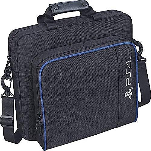 FCH-GY PS4 - Custodia protettiva da viaggio imbottita protettiva per borsa per console PS44 Custodia per PlayStation 4, Custodia da viaggio