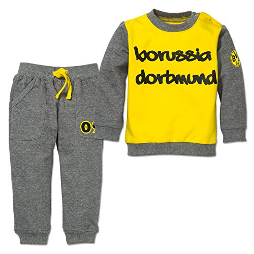 BVB (0) BVB-Jogginganzug f Babys u Kleinkinder 74/80