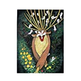 Studio Ghibli,Hayao Miyazaki Anime,Prin-Cess Mon-Onoke Jigsaw Puzzles Wooden Puzzle 500 Pieces for Adults,Best Gifts for Family Friends