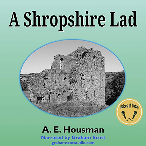 A Shropshire Lad  By  cover art