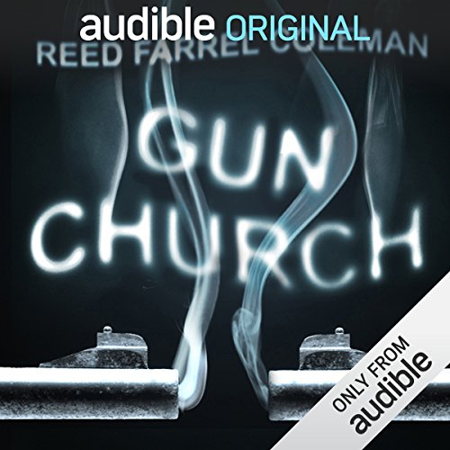 Gun Church audiobook cover art