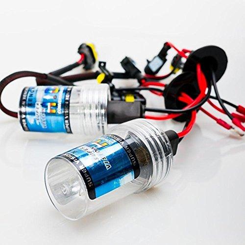 ZGMA H1 Automatique Ampoules électriques 35W Lampe Frontale For GreatWall/BMW/Ford Blue