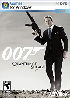 James Bond 007: Quantum of Solace - PC