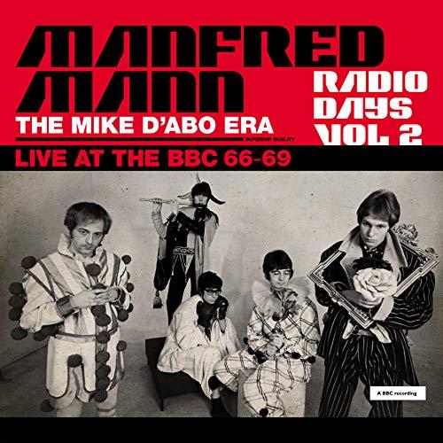Radio Days Vol. 2: Live At The Bbc 1966-69 (2 CD)