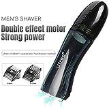 Zhaoyun Professionelle Men Power Elektro Clippers automatische Haar Saug- und Dual-Motoren for...