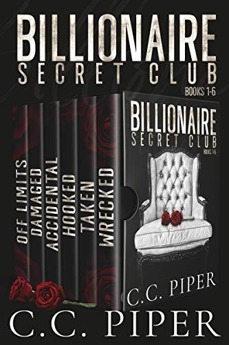 Billionaire Secret Club (Books 1-6): A Dark Billionaire Romance Books (The Billionaires Secret Club) (English Edition)