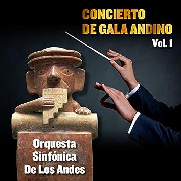 Concierto de Gala Andino, Vol. 1