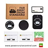 Power Cruise Control Kit OBDII Android/iOS + Magnetic Air Outlet...