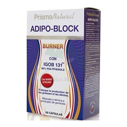 Adipo-Block (Mango Áfricano) 60 cápsulas de Prisma Natural