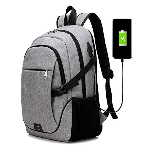 BRANDNEWS Heren Rugzak Vrouwen Rugzak Student Schooltas USB Lade Outdoor Reis Flut Case Computer Outdoor Reis Mode Laptop Rugzak Top Sale