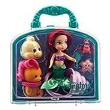 Disney officiel La Petite Sirène Ariel Mini Animator Doll Playset Avec Accessoires