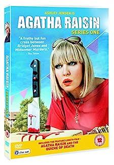 Agatha Raisin - Series One