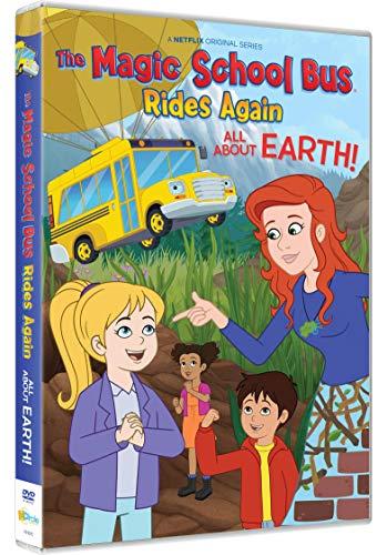 Magic School Bus Rides Again: All About Earth