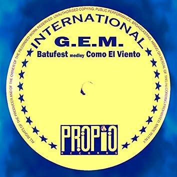 Batufest Medley Como El Viento