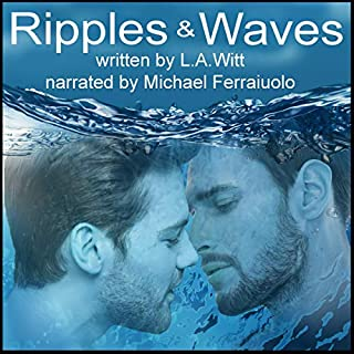 Ripples & Waves: A Queer Retelling of Hans Christian Andersen's The Little Mermaid cover art